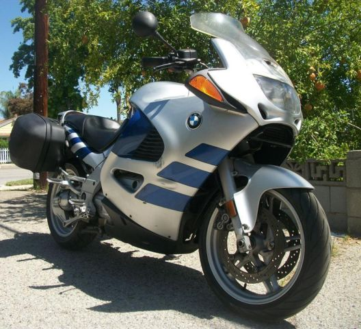 No Reserve 2001 Bmw K1200rs K1200 K 1200