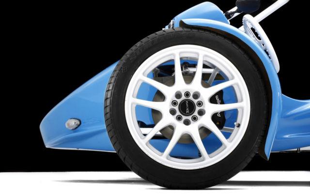 Og 1 Custom Built Reverse Trike 3 Wheel Motorcycle Vehicle