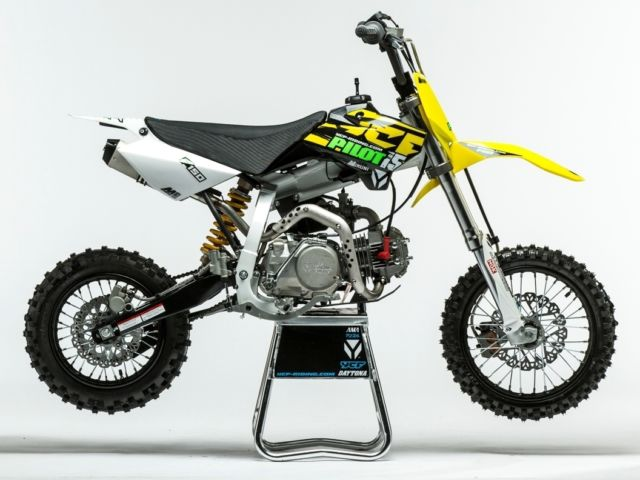 other makes ycf pitbike pit bike dirt pilot f150. Black Bedroom Furniture Sets. Home Design Ideas