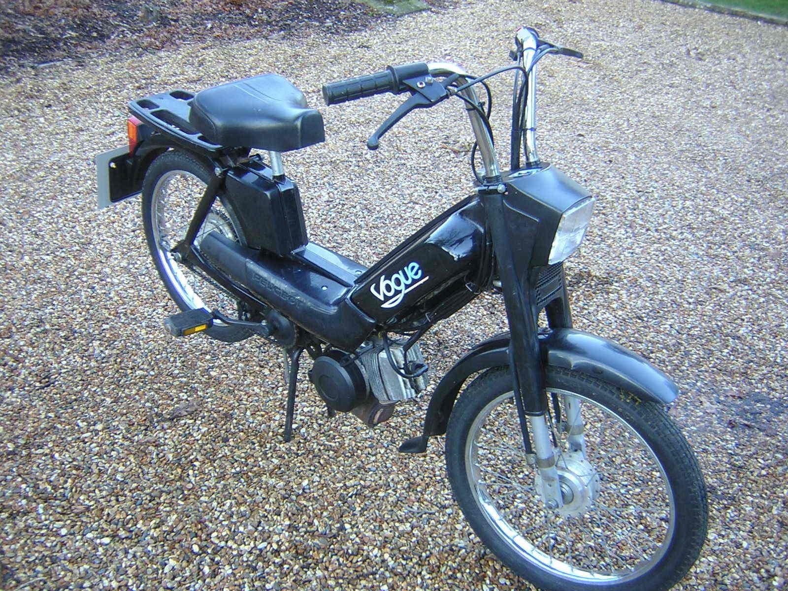 peugeot vogue 103 50cc scooter moped 1999. Black Bedroom Furniture Sets. Home Design Ideas