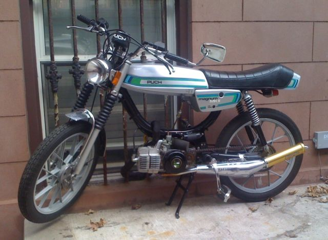 puch magnum mkii for sale