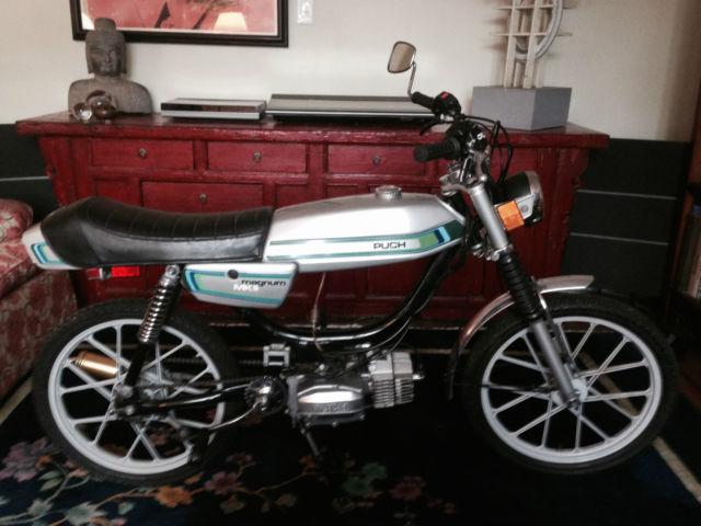 puch magnum mk ii moped. Black Bedroom Furniture Sets. Home Design Ideas
