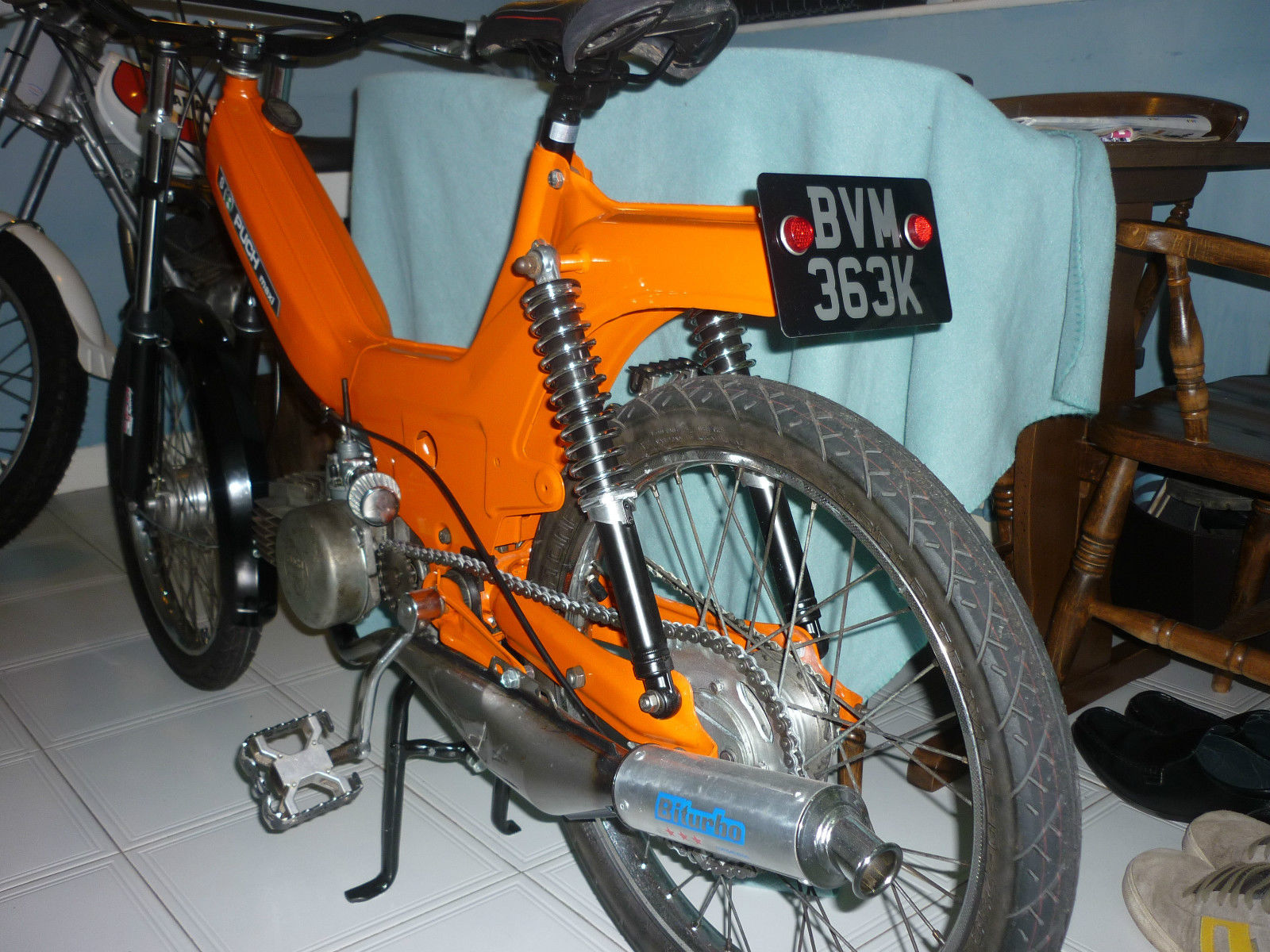 Modified Puch Moped Related Keywords & Suggestions - Modified Puch