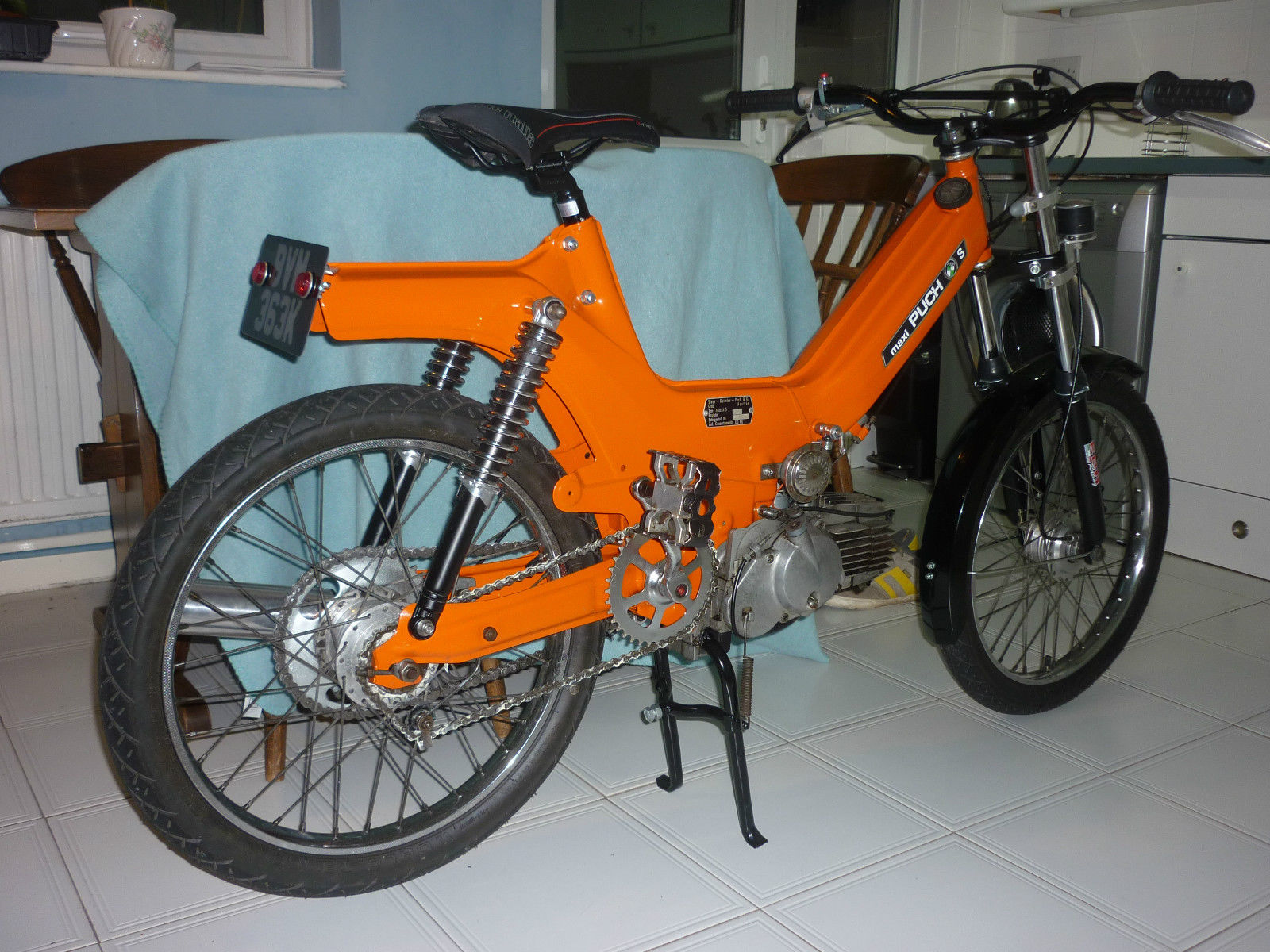 Modified Puch Moped Related Keywords & Suggestions
