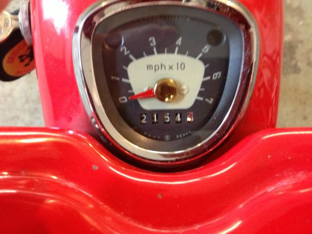 1963 Mustang Trail Machine