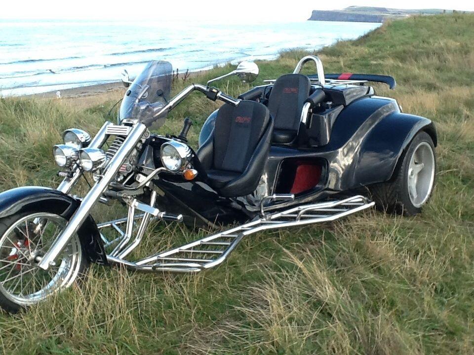 Vw Trikes For Sale Uk >> Rewaco RF1 trike