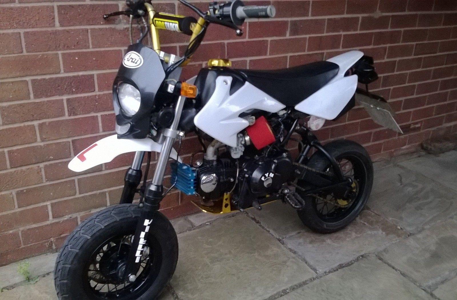 Marvelous Cheap Street Bike 1 Road Legal Pit Bike 110cc Shineray