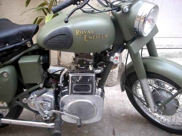 royal enfield 500cc 1965 model diesel motorcycle free shipping. Black Bedroom Furniture Sets. Home Design Ideas