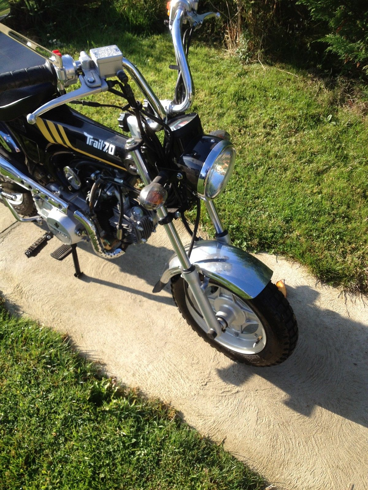 Skygo lifan monkey bike 110cc