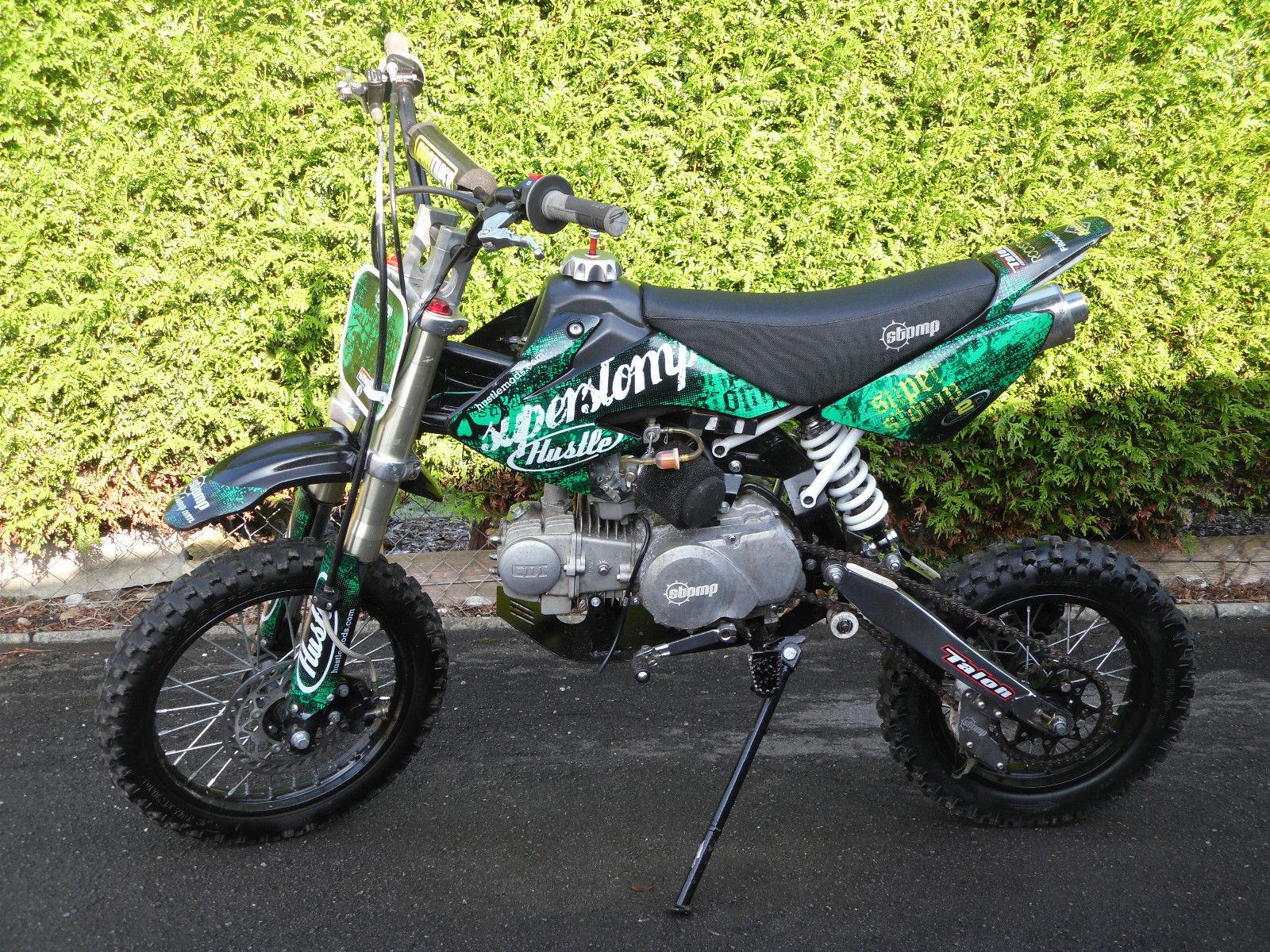 Stomp 125cc Pit Bike Parts 140 Lifan Wiring Diagram