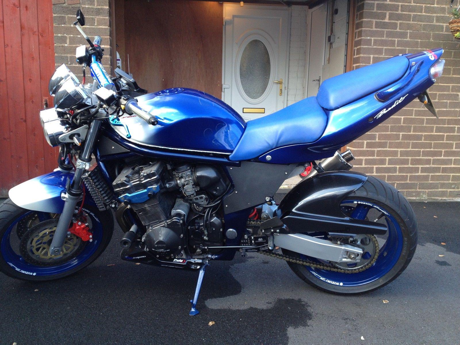 Suzuki Bandit 1200 Streetfighter Must See