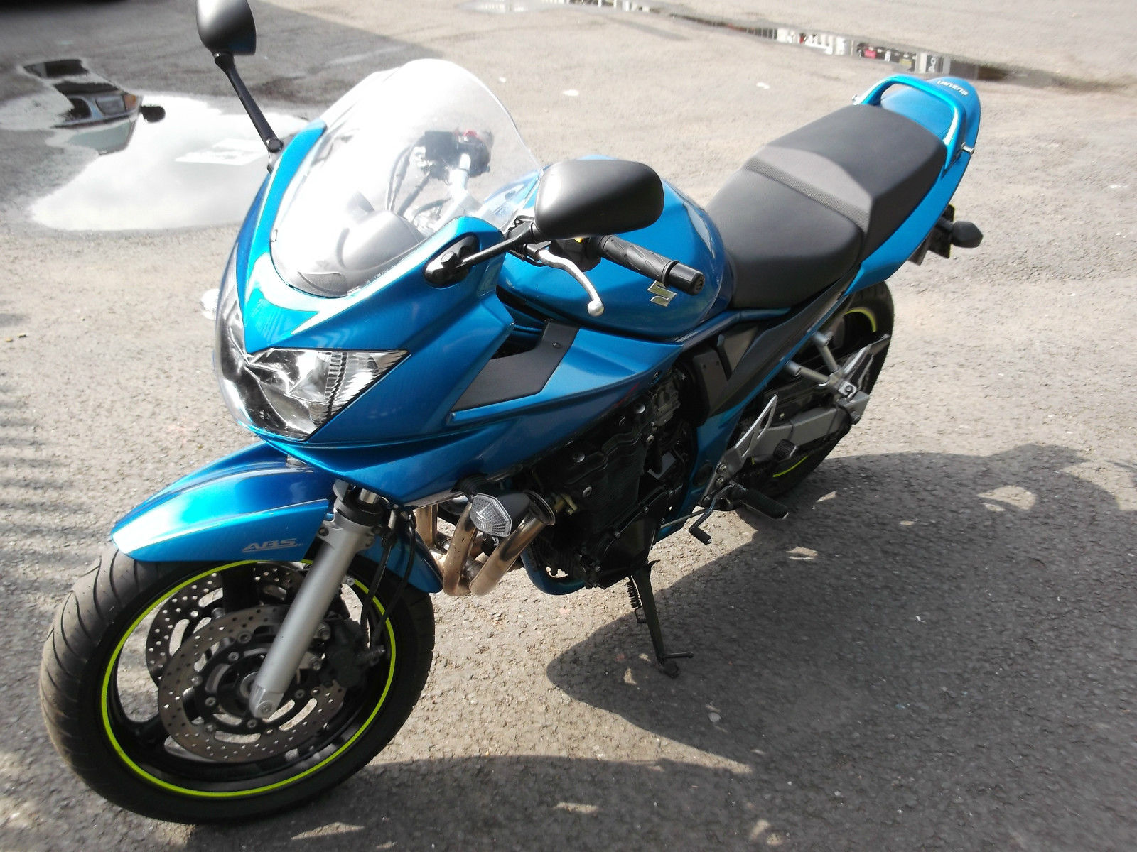 Suzuki Bandit 650 Gsf K6 Sa 2007 Abs Model One Owner Only 6749 Miles Fsh