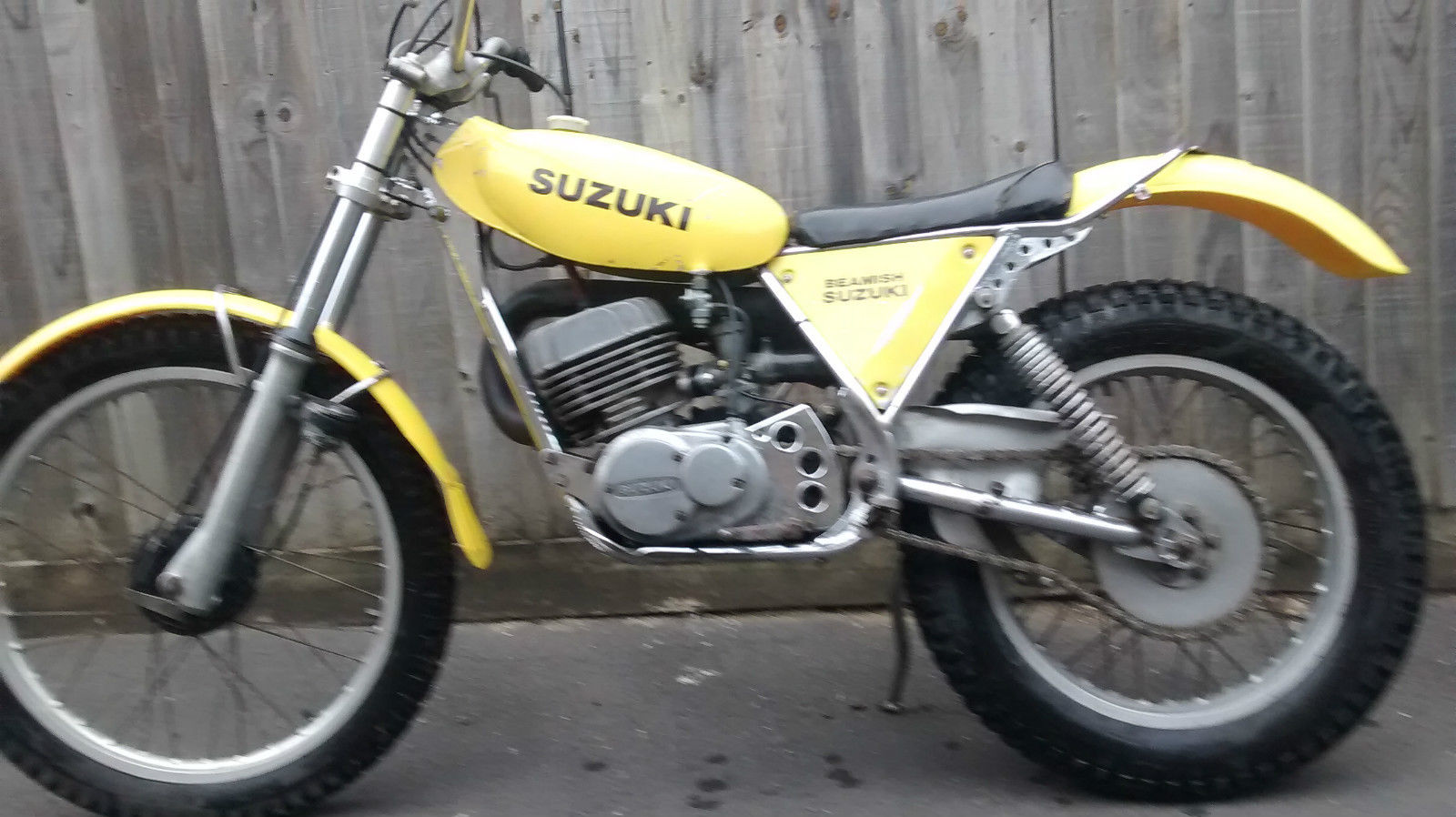 Suzuki Rl  Owners Club