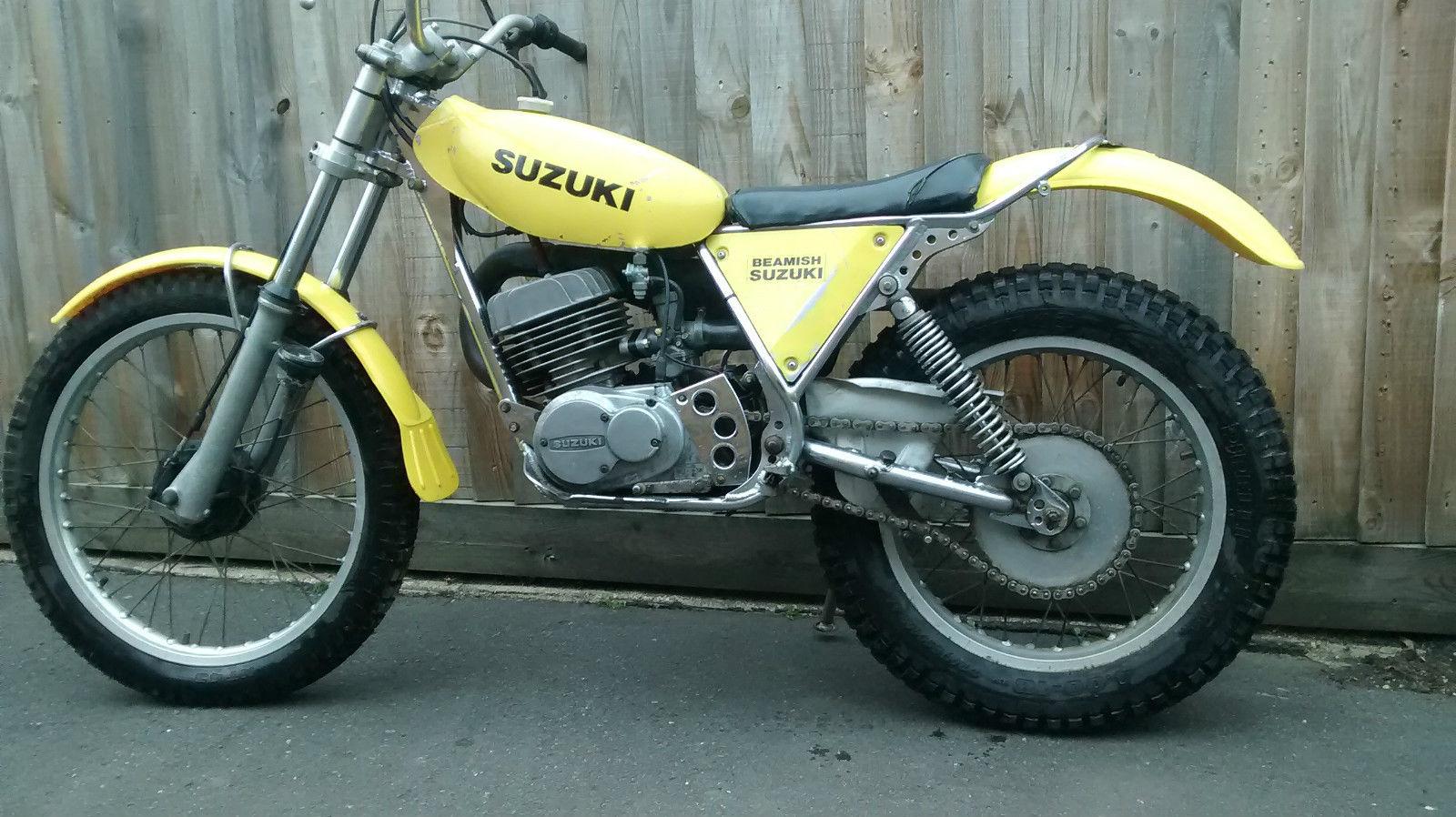 Suzuki Rl Beamish For Sale