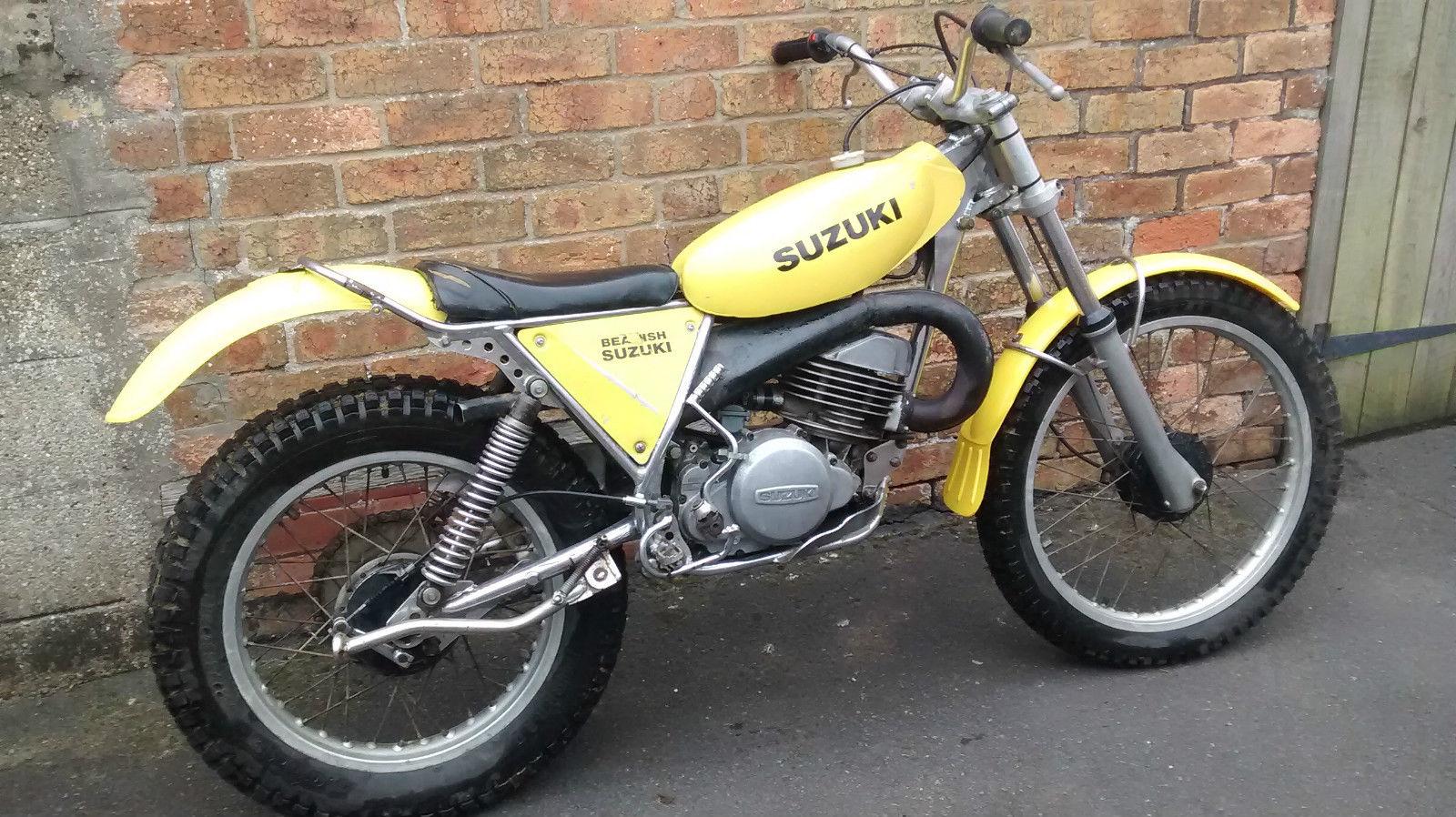 Suzuki Rl  Price