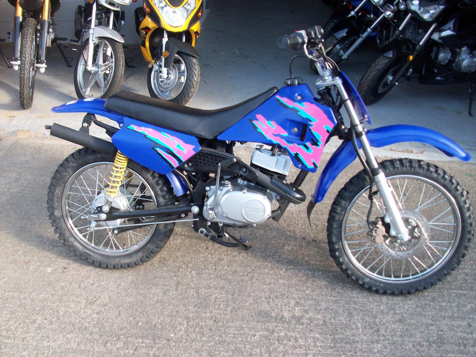 Suzuki Cougar Cc Dirt Bike