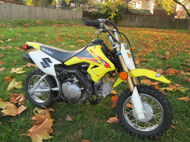 Drz 125 For Sale >> Suzuki DRZ 70 CHILDS OFF ROAD MOTORCYCLE
