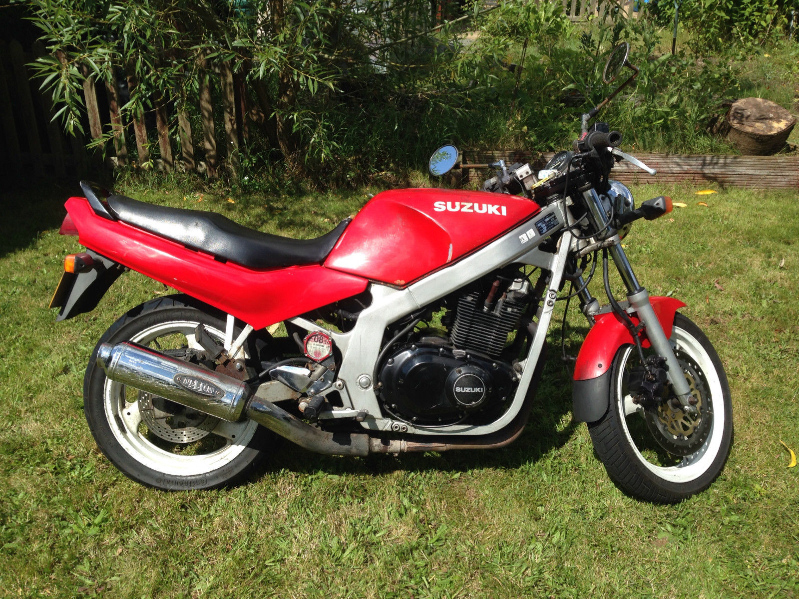Suzuki Svspares Or Repairs