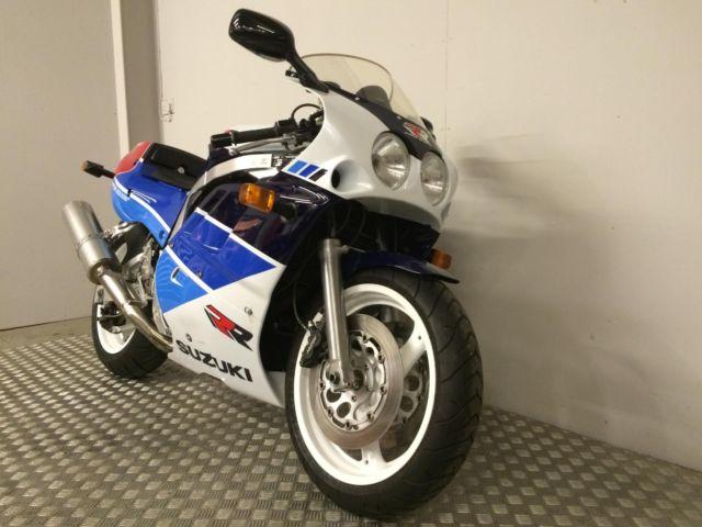 SUZUKI GSX-R GSXR 750 RR 1991 with 21,075 KM