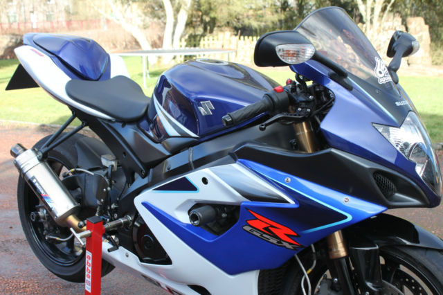 Suzuki Gsxr 1000 K6 For Sale
