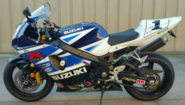 Suzuki Gsxr 1000 Mat Mladin Edition Gsxr 1000 Motorcycle
