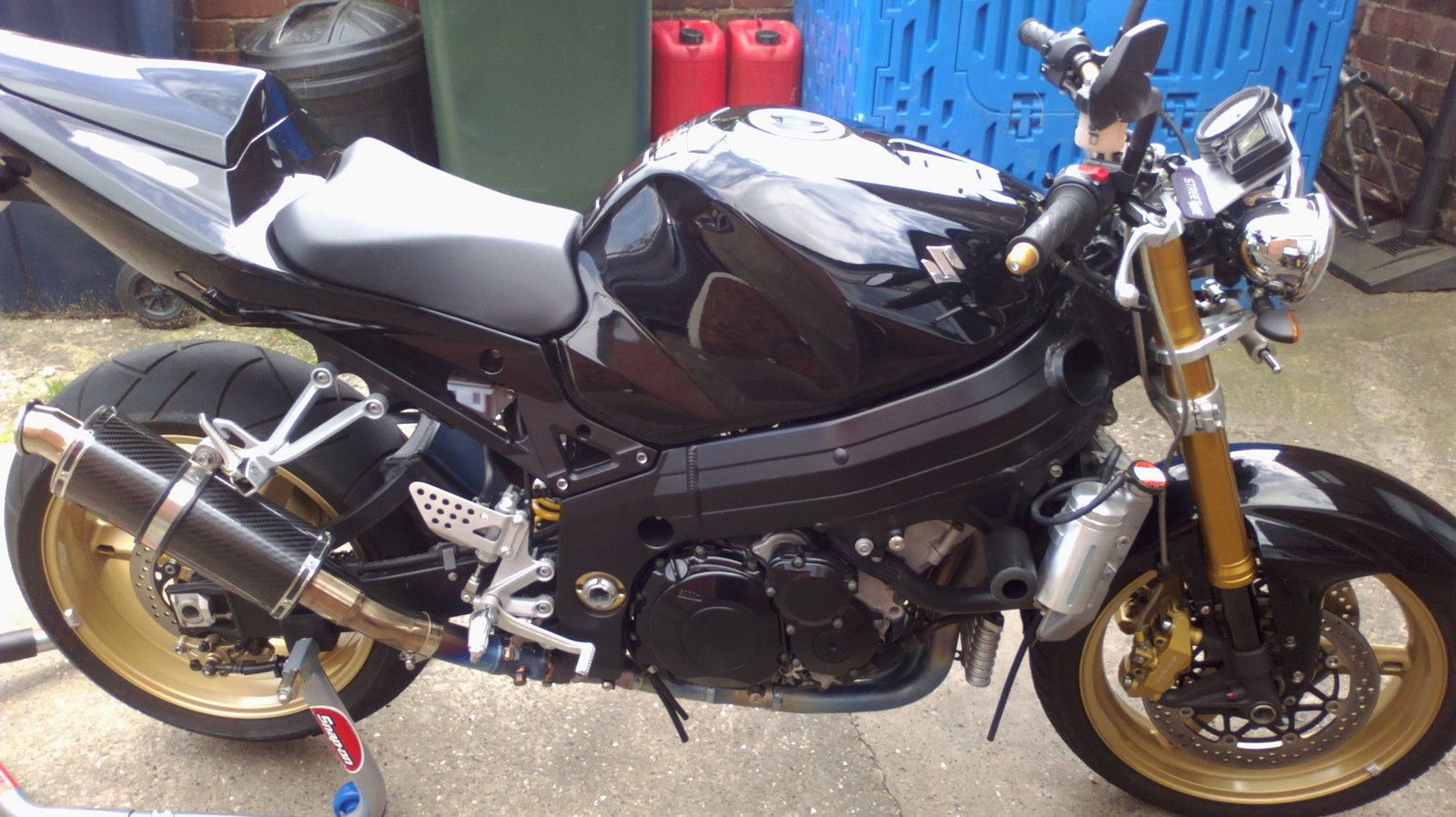 suzuki streetfighter for sale images