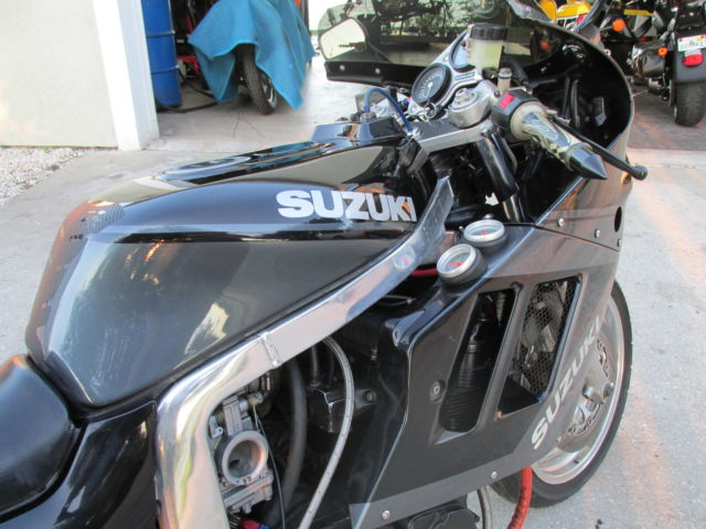 SUZUKI GSXR 1100 GSX-R1100 MR TURBO POWERED OLD SCHOOL OIL COOLED POWER