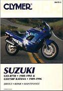 Suzuki Gsxr 1100 Turbo Injection