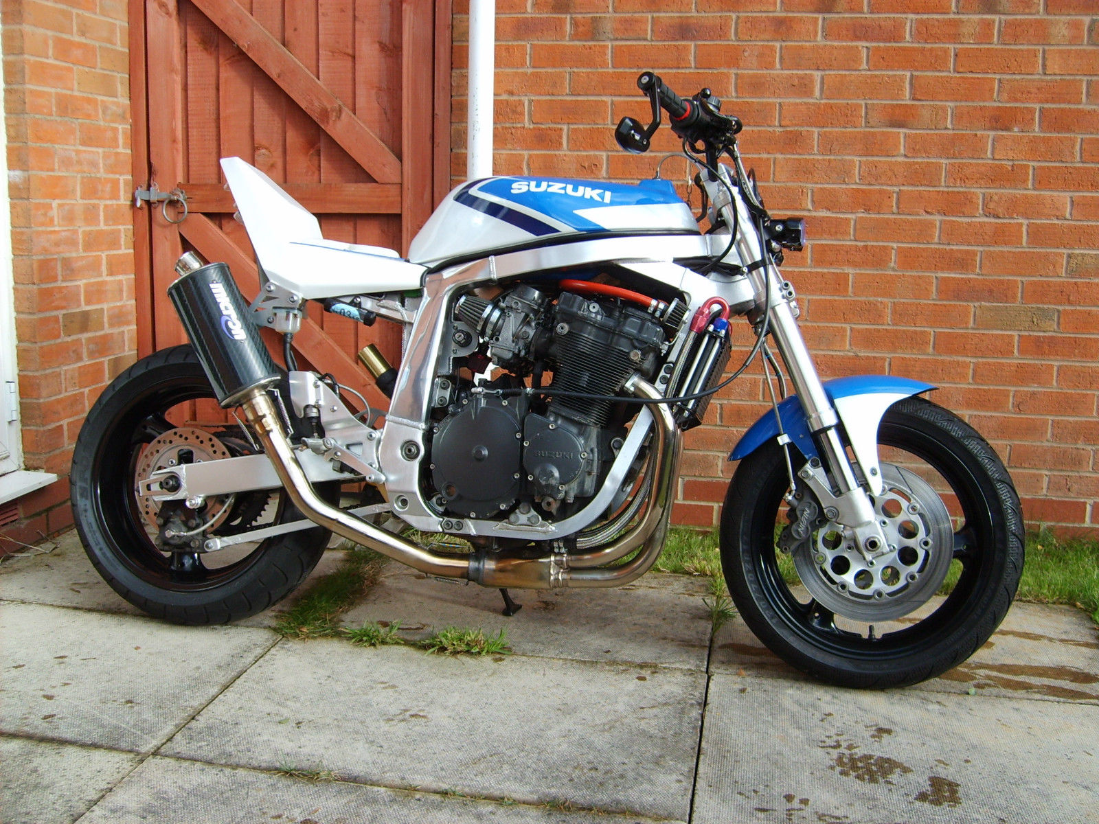 Images of Gsxr Streetfighter Parts - #rock-cafe