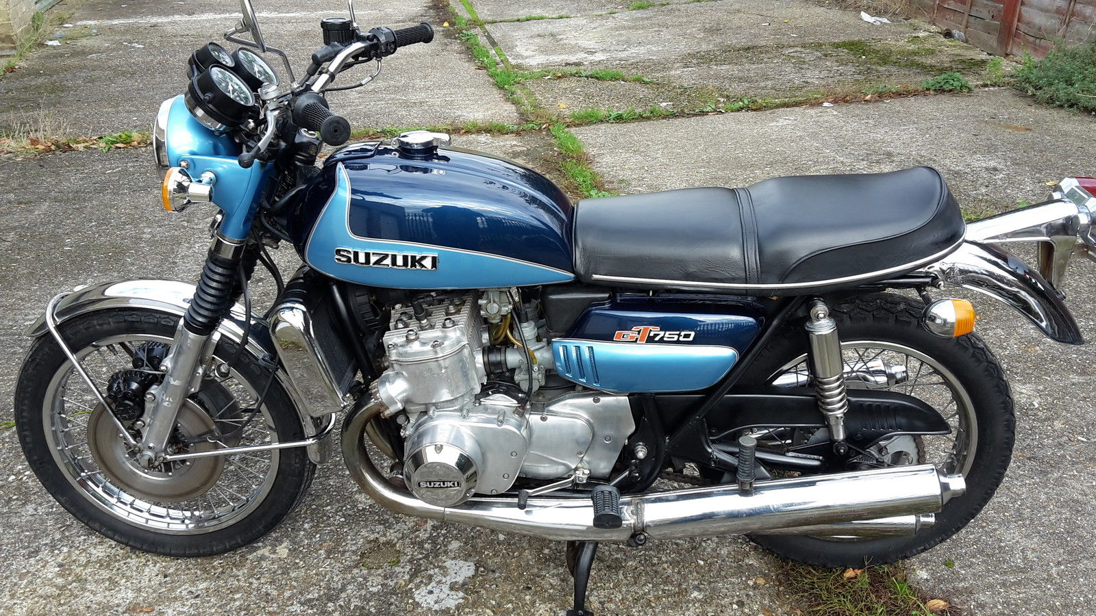 Suzuki Gt Kettle For Sale