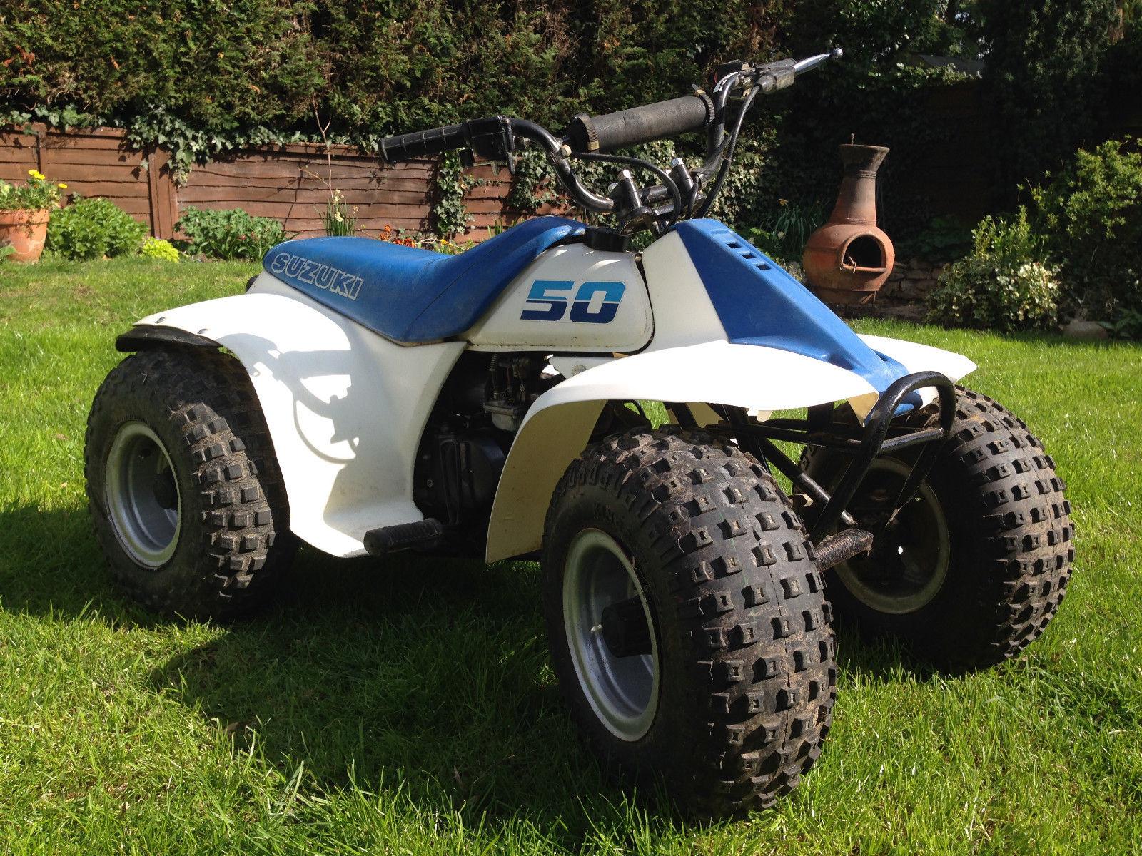 Suzuki Cc Atv For Sale