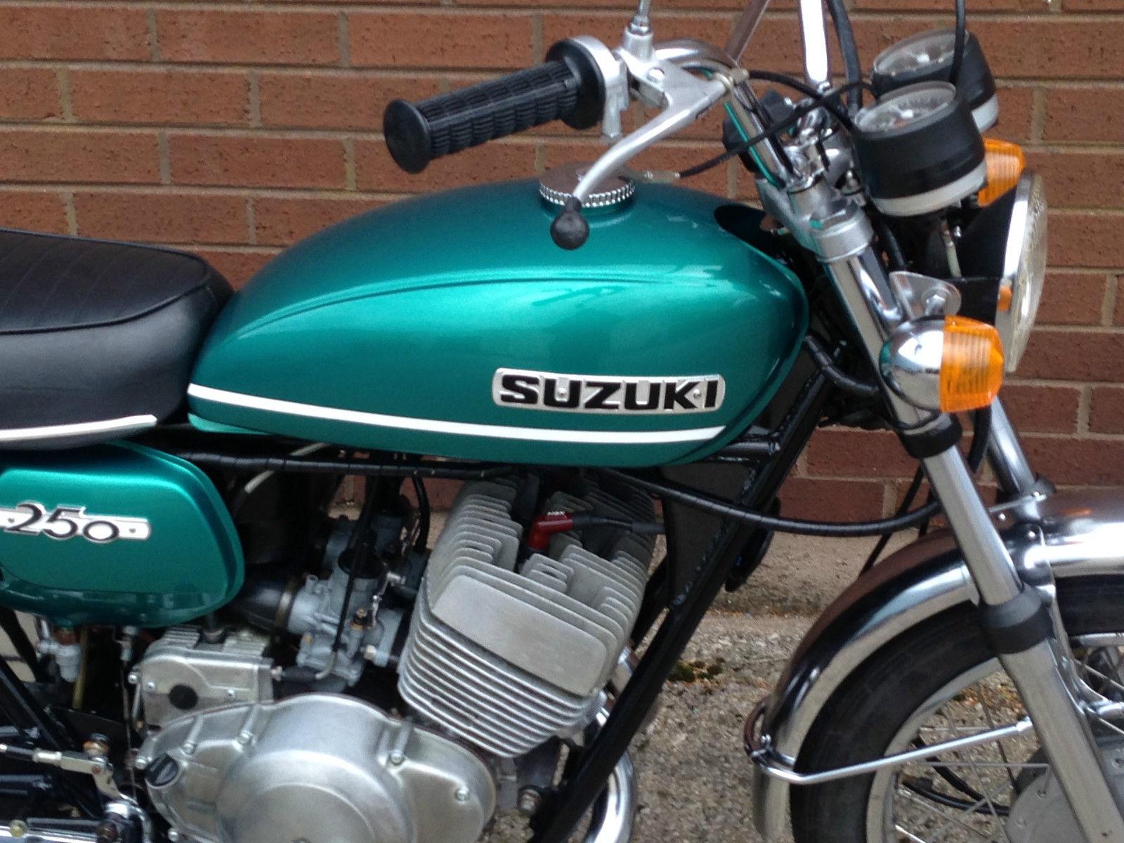 Hustler model 250