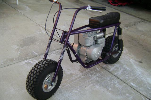 Taco T Minibike Cat Bonanza Rupp on Bonanza Mini Bike