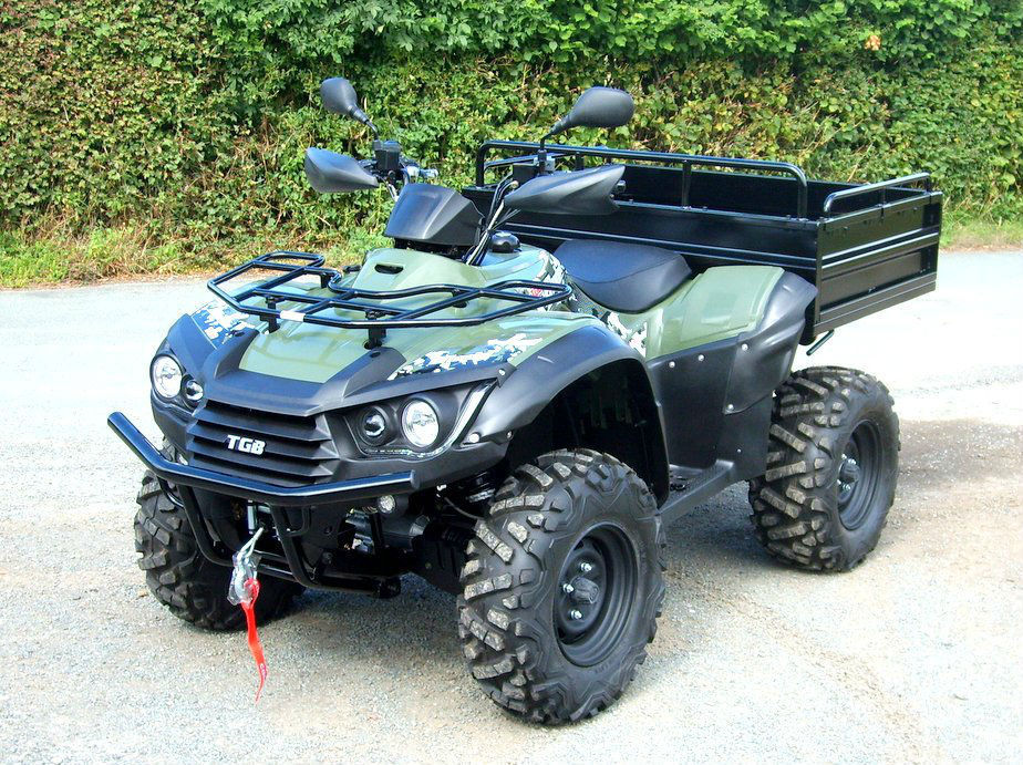 tgb landmaster 550 efi 4x4 quad atv power steering. Black Bedroom Furniture Sets. Home Design Ideas