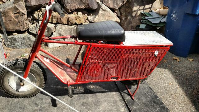 Honda Pacific Coast >> Tote Gote 60's Runs Well-Restored