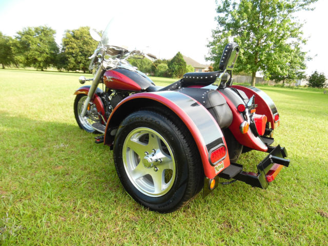 TRIKE/ Yamaha V-star 650 Classic not motortrike, champion ...