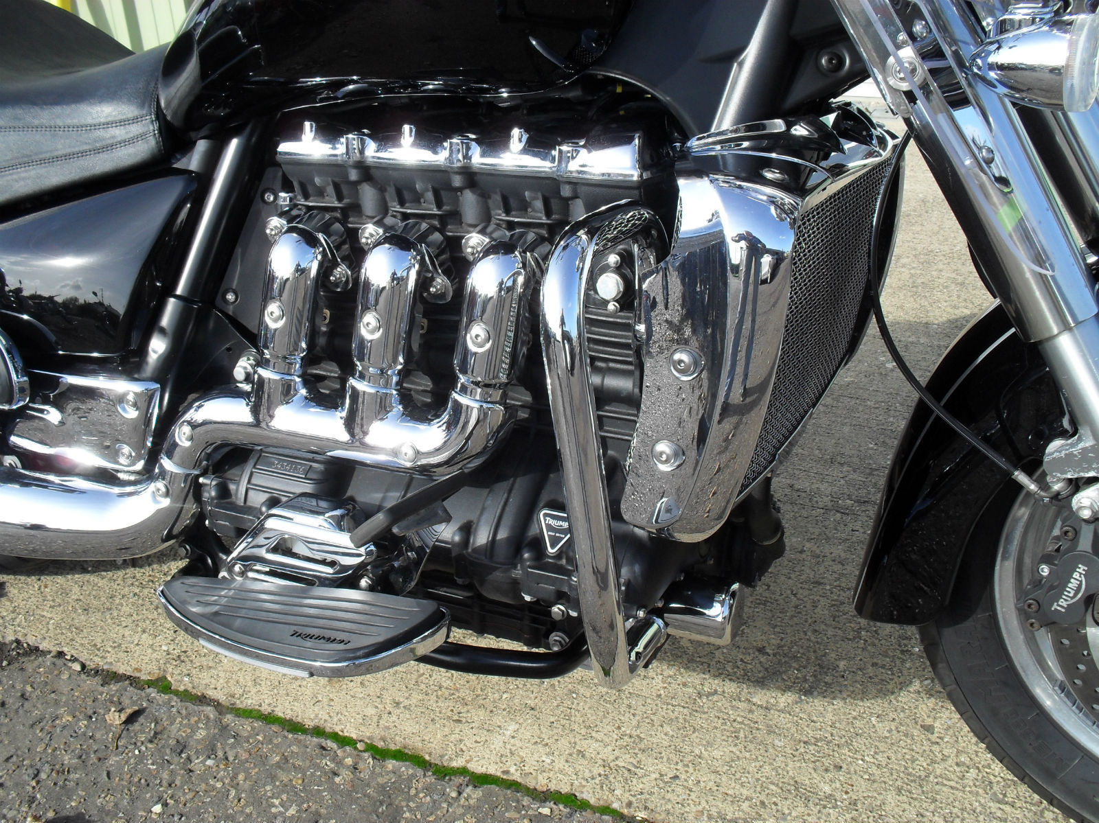 Triumph Rocket 111 Rocket 3touring Only 3500 Miles Uk Delivery