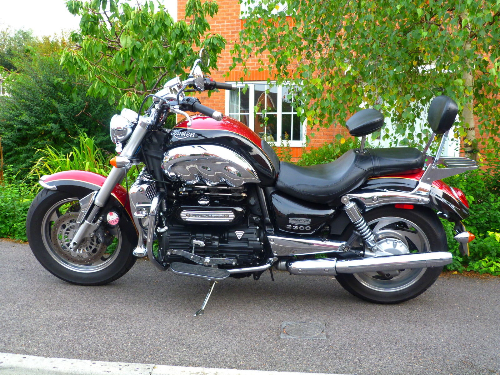 triumph rocket iii motorcycle - photo #30