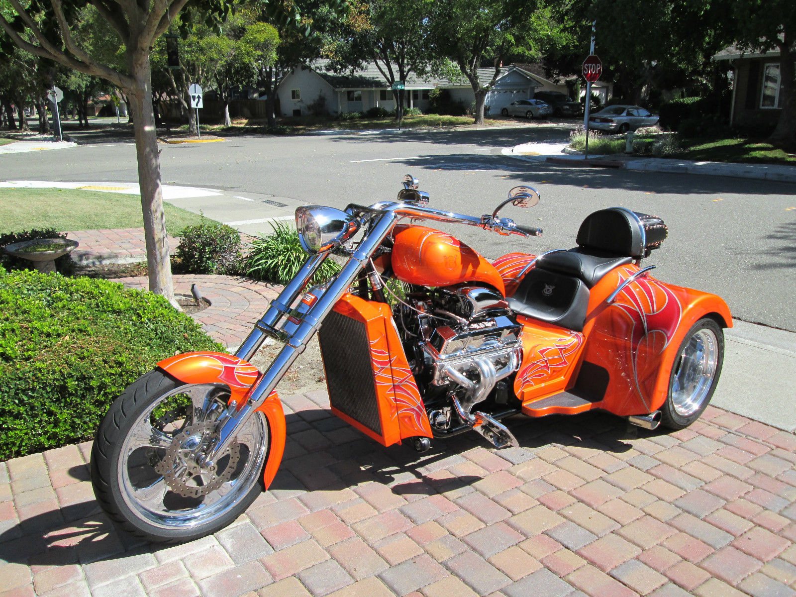 V8 Trike For Sale Craigslist