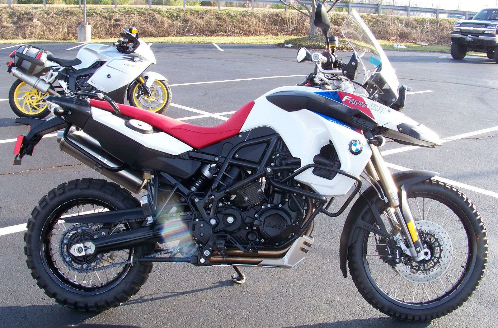 very nice 2010 bmw f800gs abs special edition low miles fully serviced. Black Bedroom Furniture Sets. Home Design Ideas