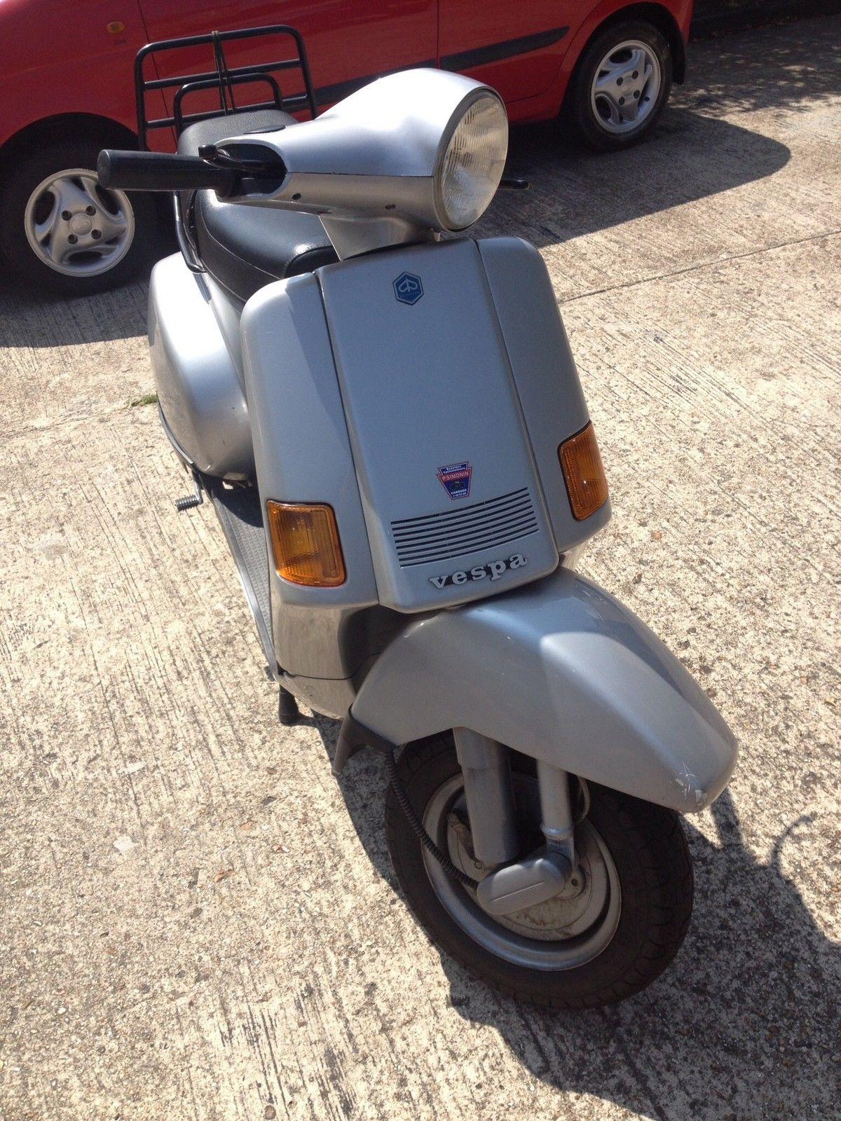Motorrad Occasion kaufen PIAGGIO Vespa 125 Cosa II 4-Gang