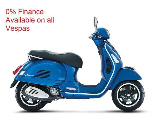 Vespa 300 finance deals