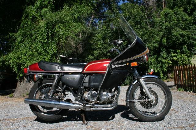 VIDEO 1976 Hoonda CB750 Supersport CB 750 Original Cafe racer Vintage motorcycle