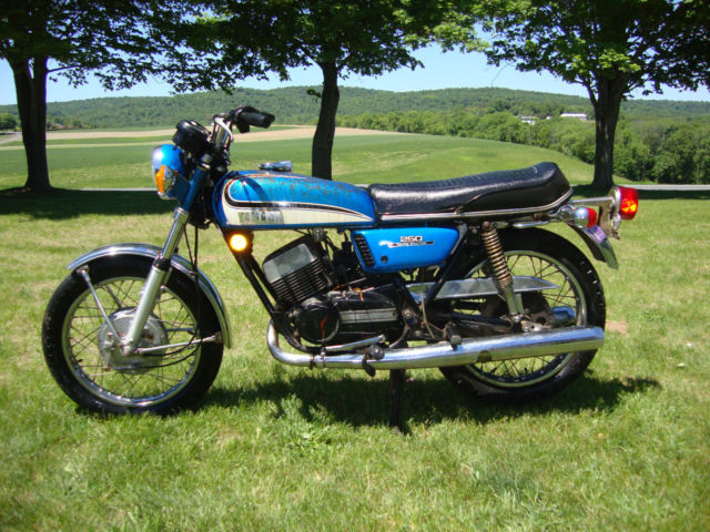vintage yamaha in Motorcycle Parts eBay