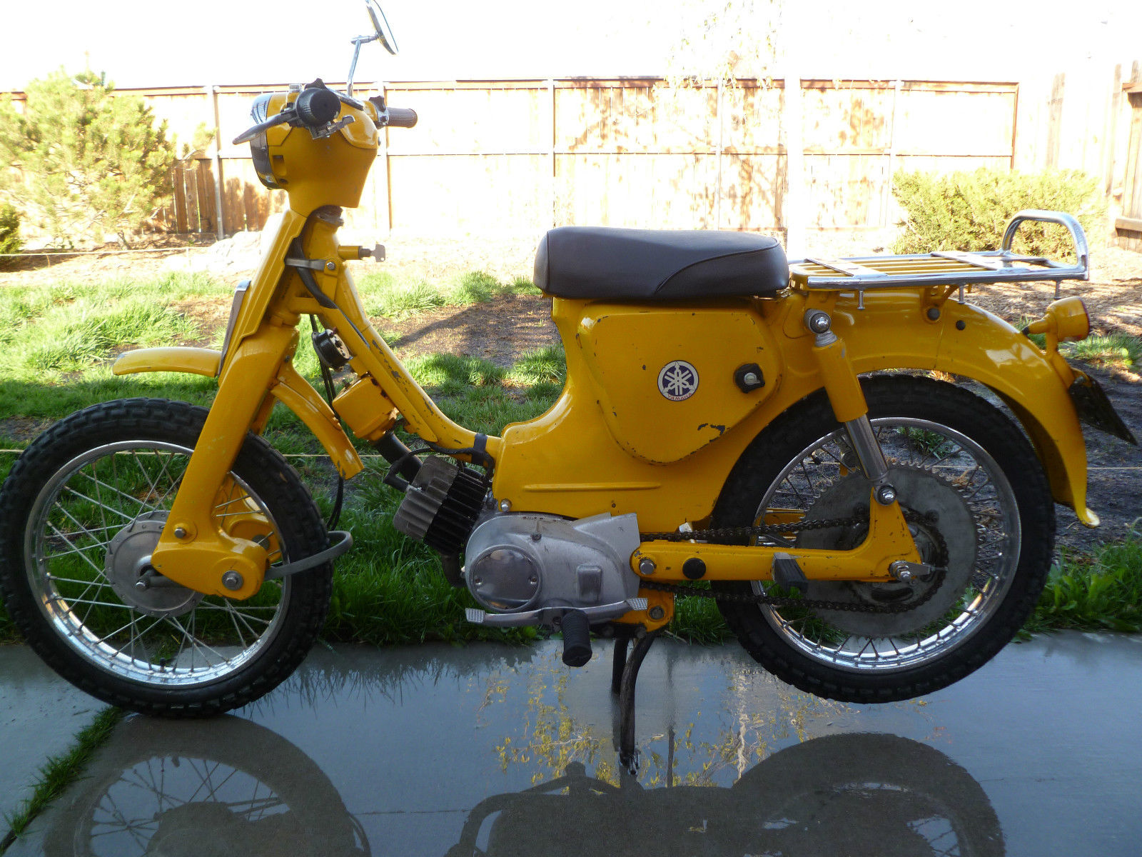 Yamaha Omaha Trailmaster