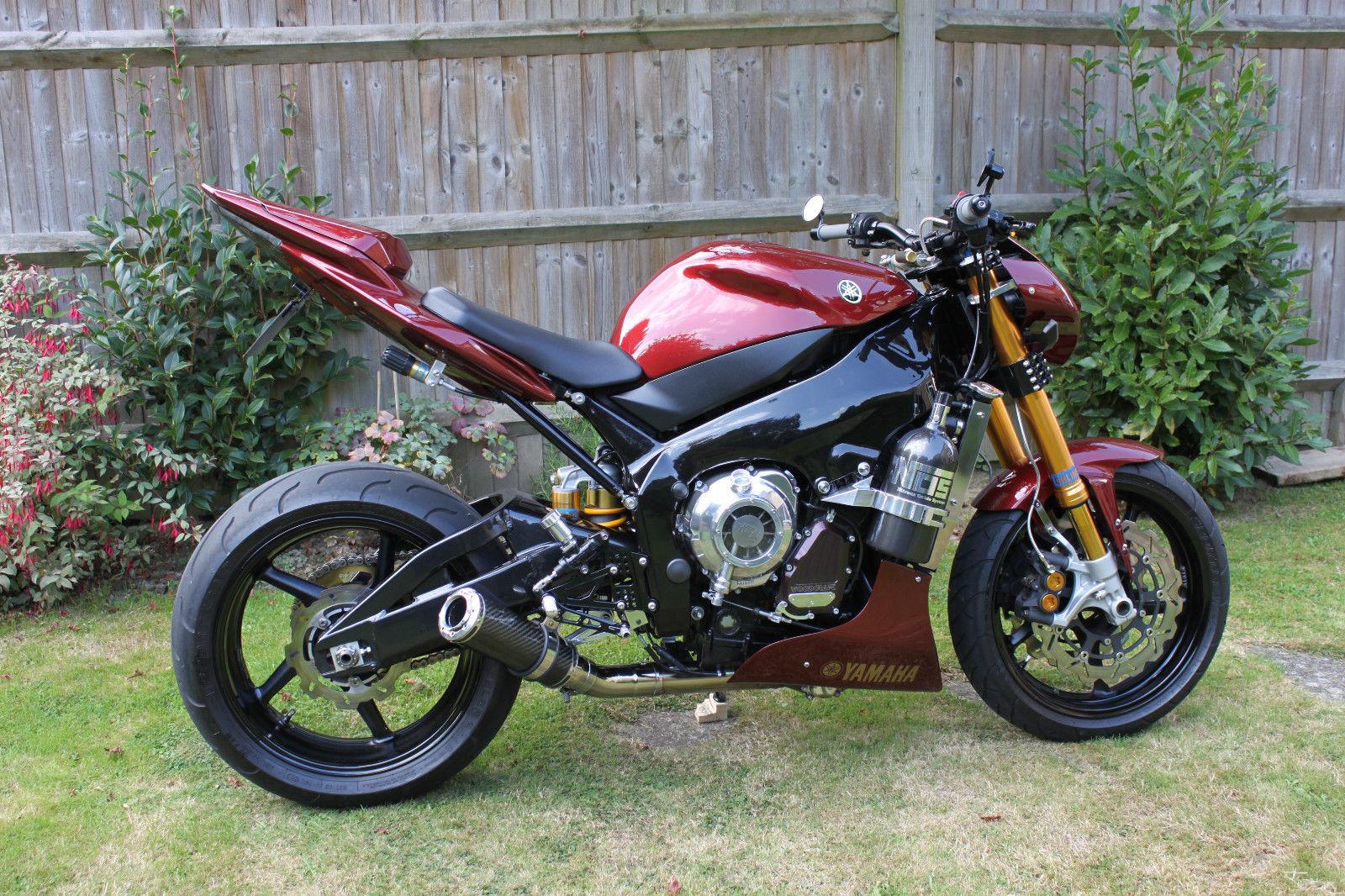 Yamaha 2003 R1 Custom Streetfighter  Yamaha 2003 R1 ...