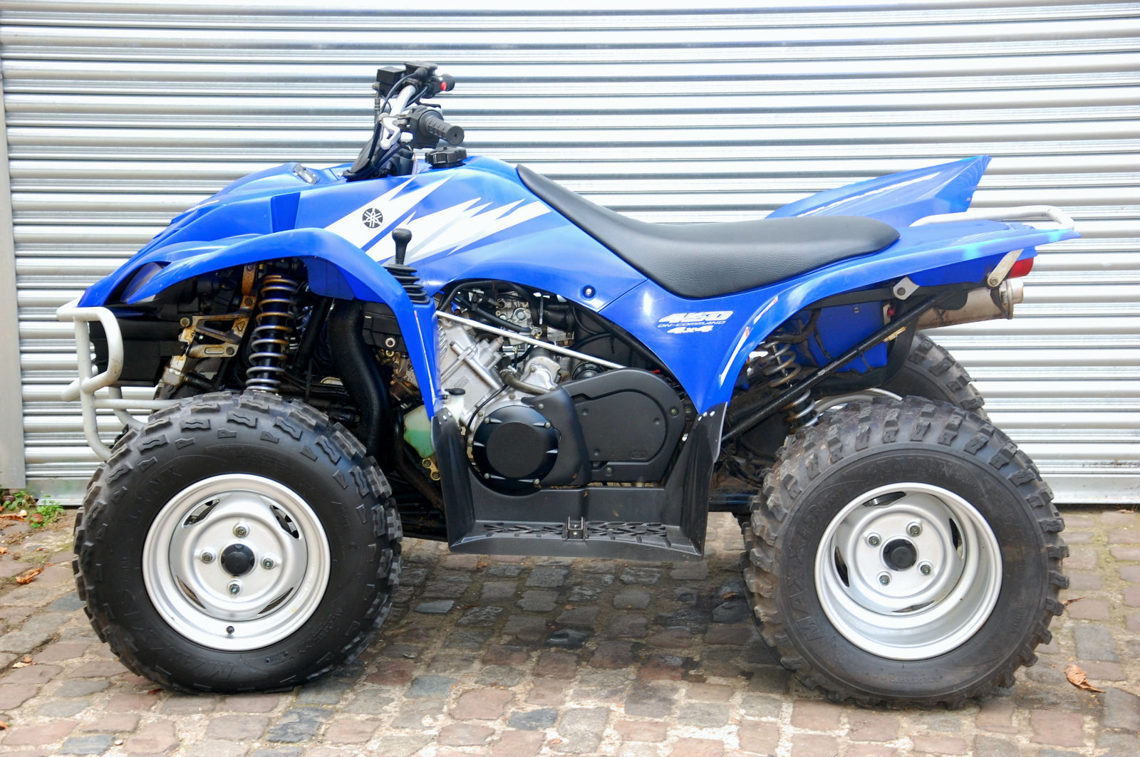 Yamaha 450 Atv >> Yamaha 450 Quad 4x4 Wolverine Atv