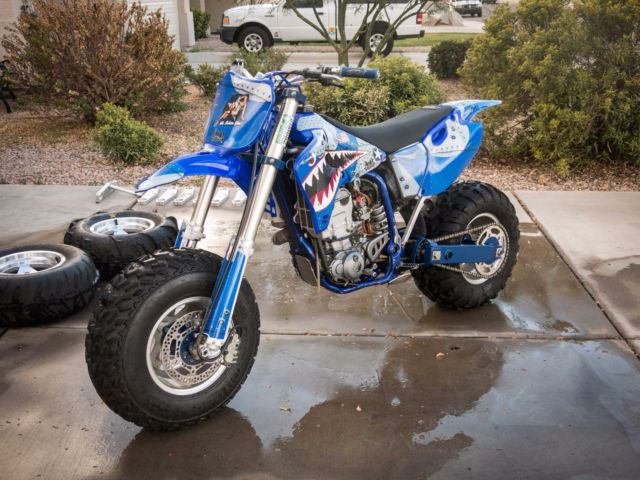 Big wheel yamaha