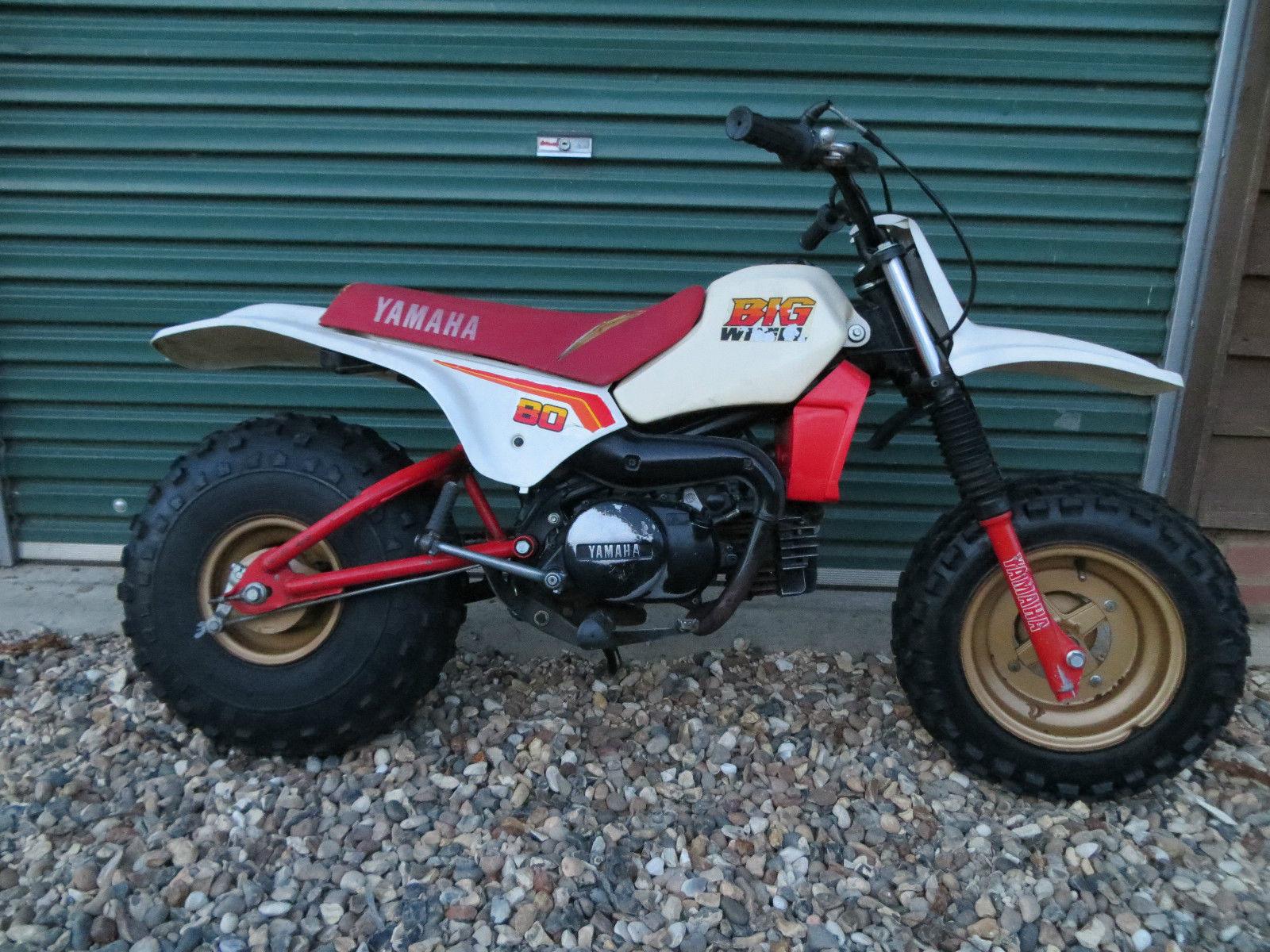 Yamaha BW 80, sand bike, fat cat, mini bike, monkey bike