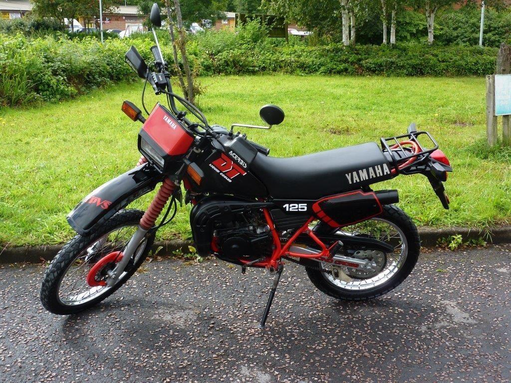 Yamaha Dt 125 Lc 0425 Ypvs Wiring Diagram Mk Ii Classic Retro Learner